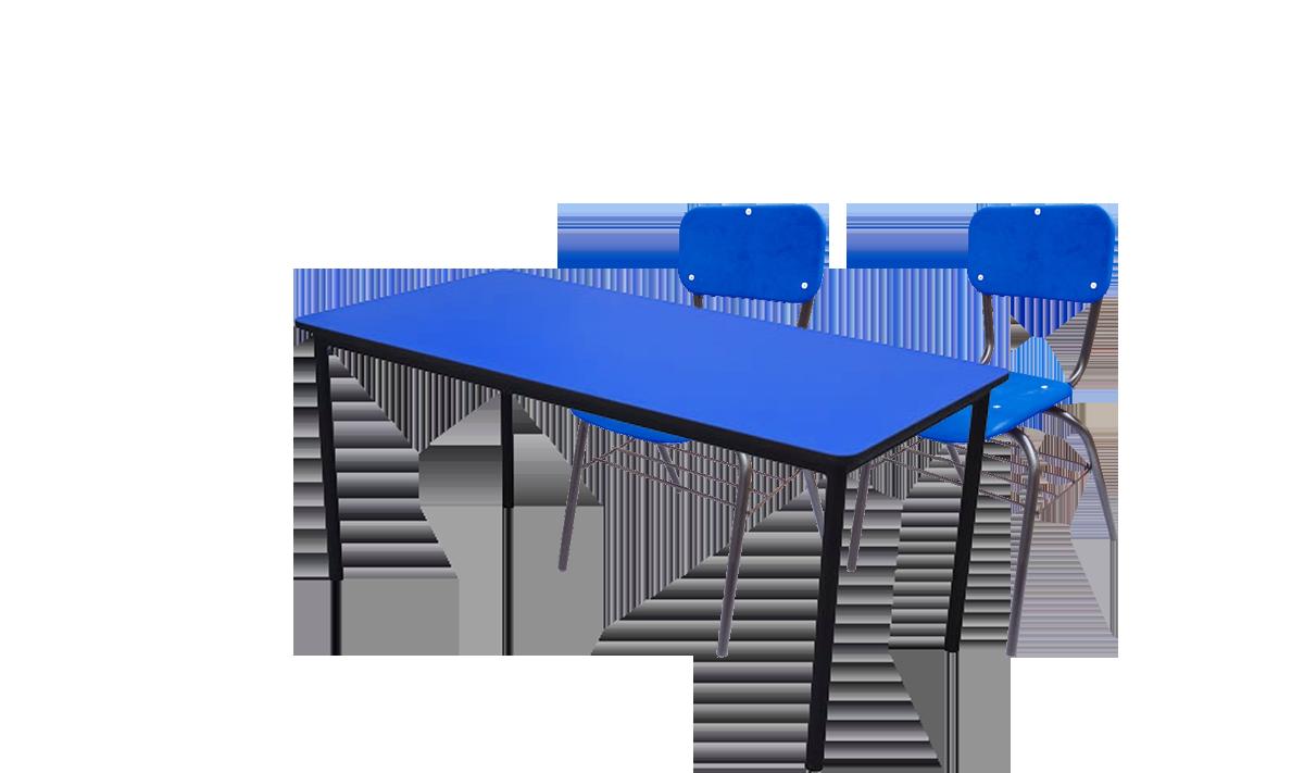 Mesa Binaria 1 20 X 60 Para Maestro Muebles Para Negocios Alfa # Muebles Maestro